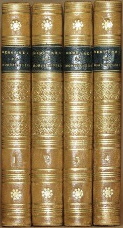 Mémoires de Mademoiselle de Montpensier, petite-fille d'Henri IV, Contenant ce qu'elle a vu et ce qui lui est arrivé pendant les dernières années de la vie de Louis XIII, la minorité et le règne de Louis XIV. by MONTPENSIER, Anne Marie Louise d'Orléans, Duchesse de,