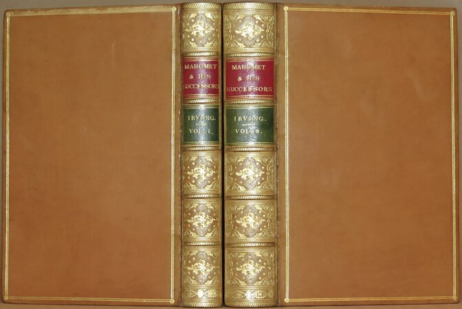 Life of Mohamet and Lives of Mohamet and his Successors. by IRVING, Washington