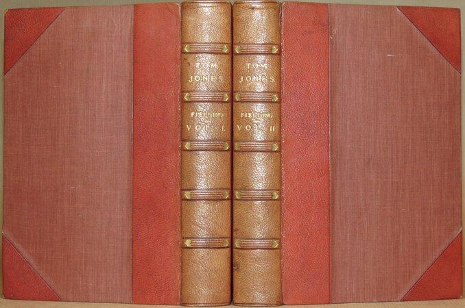 Tom Jones. by FIELDING, Henry