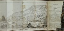 Another image of The Voyages of Captain James Cook Round the World, Printed Verbatim from the Original editions, and Embellished with a Selection of the Engravings. by COOK, James