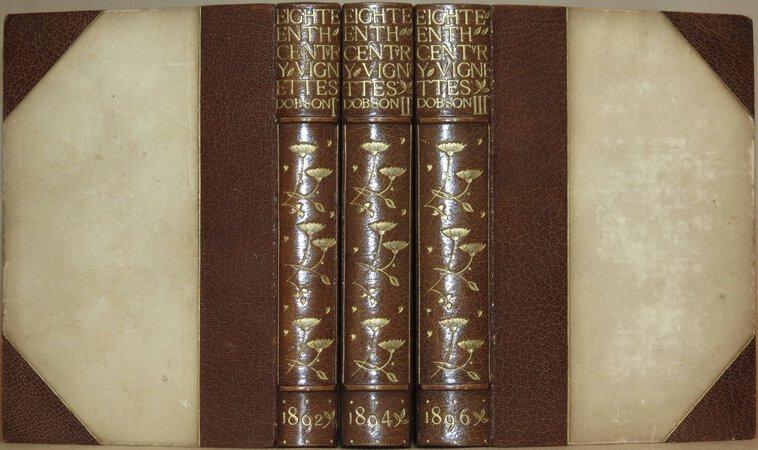 Eighteenth Century Vignettes by DOBSON, Austin