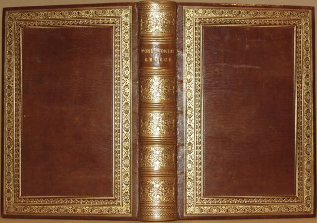 Greece: Pictorial, Descriptive, and Historical. by WORDSWORTH, Christopher