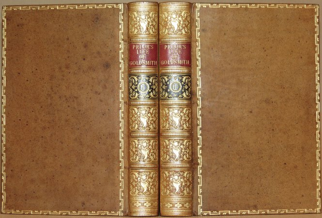 The Life of Oliver Goldsmith. by PRIOR, James