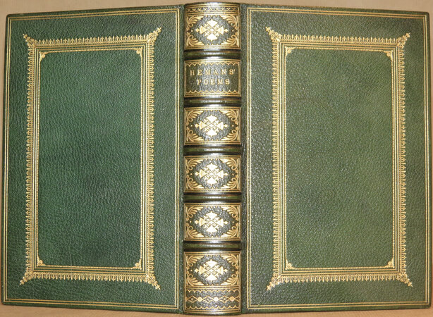 The Poems of Felicia Hemans. by HEMANS, Felicia