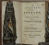 An History of England, In A Series of Letters From A Nobleman To His Son. by GOLDSMITH, Oliver