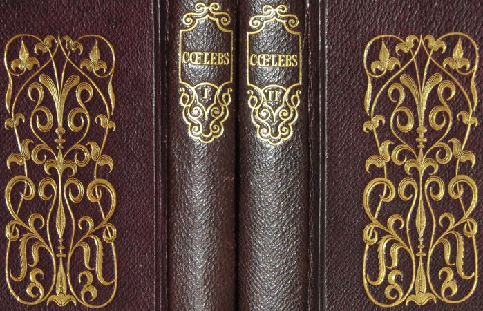 Coelebs in Search of a Wife. In two volumes. by MORE, Hannah.
