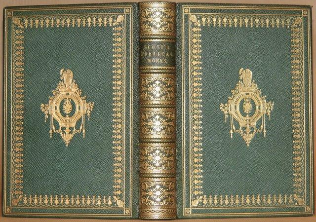The Poetical Works of Sir Walter Scott, Bart. by SCOTT, Sir Walter