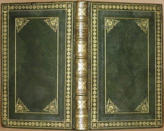 Les Amours des Anges, et Les Melodies Irlandaises. (Irish Melodies) by MOORE, Thomas