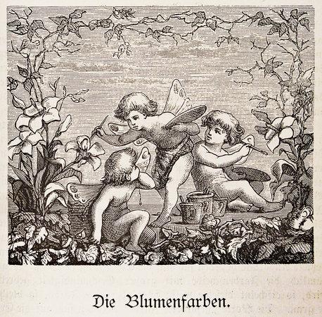 GARTEN UND BLUMEN-BREVIER. by JÄGER, H.