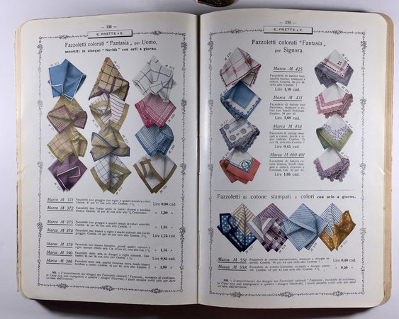 CATALOGO GENERALE No. 45. by (Trade Catalogue - Linens) (E. FRETTE e C.)
