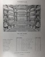 ALBUM DU MONDE ELÉGANT. by (Theatres)