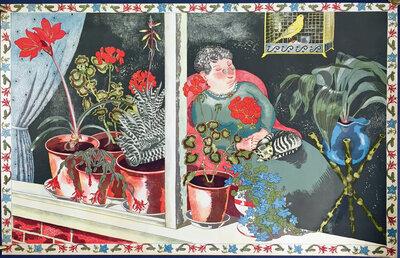 WINDOW PLANTS. by NASH, John.