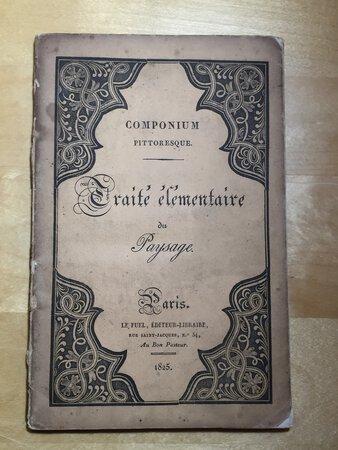 COMPONIUM PITTORESQUE, by BRÈS, M. (Jean-Pierre).