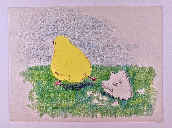 BRADLEY'S GRADED COLOR PORTFOLIO by (Children's Art Education) DAWSON, Kathryn Grace.