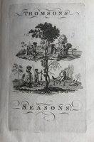 The Seasons, by THOMSON, James (1700-1748).TIMAEUS, Johann Jacob Carl (d. 1809), editor.MURDOCH, Patrick (d. 1774).AIKIN, John (1747-1822).