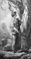 Idylles et Poëmes Champêtres by GESSNER, Salomon (1730-1788).HUBER, Michel (1727-1804), translator.