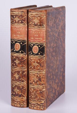 Traité théorique et pratique sur l'art de faire et d'appliquer les vernis; by TINGRY, Pierre François (1743-1821)