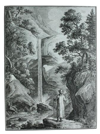 Studien für geübtene Anfänger. Ein Duzend neüe abwechselnde Gegenden in Winterthur. by SCHELLENBERG, Johann Rudolph (1740-1806).
