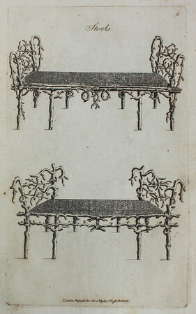 Ideas for Rustic Furniture; by WRIGHTE, William
