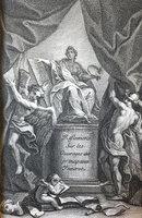 Abregé De La Vie Des Peintres, by PILES, Roger de (1635-1709).
