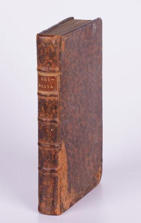 The History of Cornelia. by SCOTT, Sarah (1720-95)