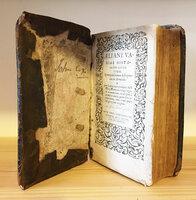 Aeliani variae historiae libri XIIII. by AELIAN, Claudius (175-235 A.D.).[VULTEIUS, Justus, ed.].