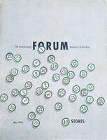 40 Stores by ARCHITECTURAL FORUM: MAGAZINE OF BUILDING