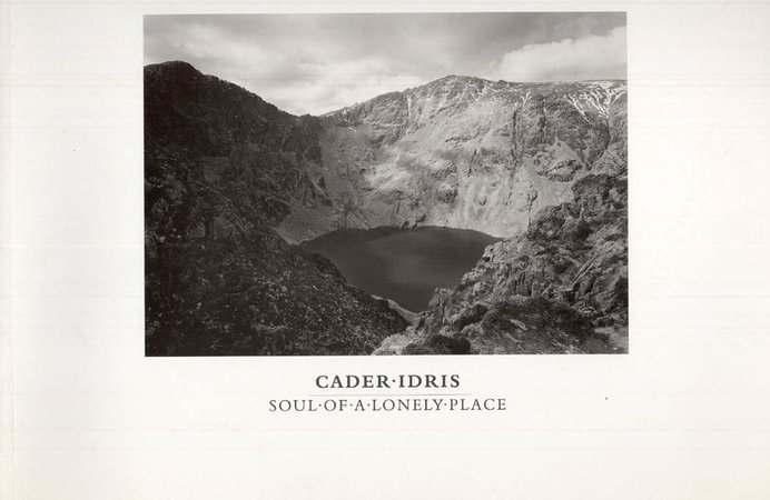 Cader Idris: Soul of a Lonely Place by DAVIS Pete
