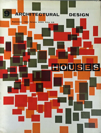 Special Issue Houses by (ARCHITECTURAL DESIGN) PIDGEON Monica