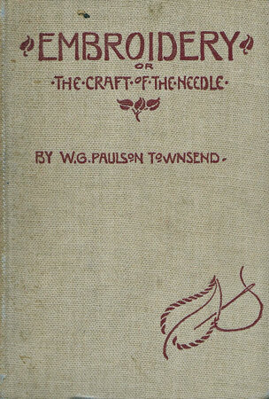 Embroidery by TOWNSEND W.G. Paulson