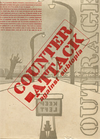 Counter-Attack by ARCHITECTURAL REVIEW (RICHARDS J.M., PEVSNER N., HASTINGS H. de C., CASSON Hugh, editors)
