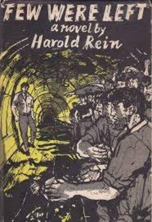 Few Were Left by  [MINTON John - dustwrapper by] REIN Harold