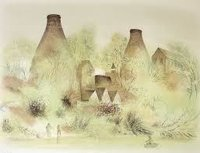 Coalport Ovens, Coalport Potteries by GENTLEMAN David (IRONBRIDGE SERIES)