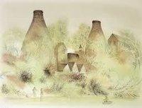 Coalport Ovens, Coalport Potteries by GENTLEMAN David (IRONBRIDGE SERIES)