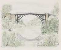 Iron Bridge by GENTLEMAN David (IRONBRIDGE SERIES)