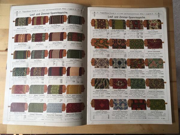 Trade Catalogue - untitled by TEPPICHHAUS ORENDI