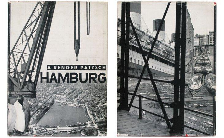 Hamburg: Photographische Aufnahmen by RENGER-PATZSCH. Albert,