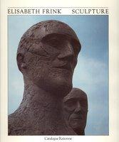 (ELISABETH FRINK) Sculpture Catalogue Raisonné by  (FRINK) ROBERTSON Bryan (introduction)