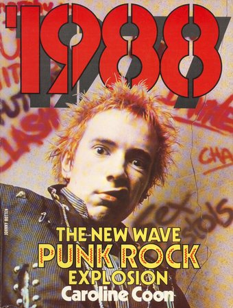 1988 The New Wave Punk Rock Explosion by  COON. Caroline,