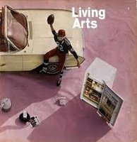 Living Arts, Complete set:  Vol 1,2,3 (all published) by  Short-lived publication providing a vital insight into contemporary cultural activity of the period (ICA) CROSBY. Theo, BODLEY, John.  [Edited] HOUSE Gordon [Designed]