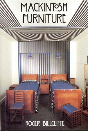Mackintosh Furniture by  BILLCLIFFE, Roger.