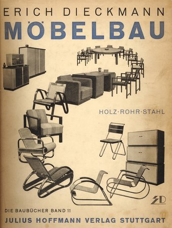 Möbelbau by  DIECKMANN Erich