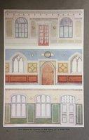 Portfolio containing twenty-four plates to accompany volume on house decoration by  HASLUCK Paul N.