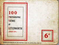 100 Photographic Views of Letchworth [Garden City] by  [LETCHWORTH]