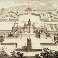 Castle Howard in Yorkshire, Seat of the Rt. Hon. The Earl of Carlisle etc. by  VITRUVIUS BRITANNICUS