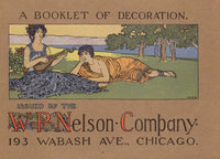A Booklet of Decoration by  NELSON, [W.P.] COMPANY