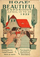 The Second Annual Home Beautiful Exposition by CAMPBELL, Chester I. (intro)