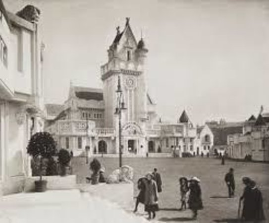 12 Print Views Scottish Exhibition Glasgow 1911 by [ ANNAN T & R,] Scottish Exhibition of National History, Art and Industry
