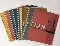 Plan: Architectural Students Association Journal - numbers 1-8 by ARCHITECTURAL ASSOCIATION