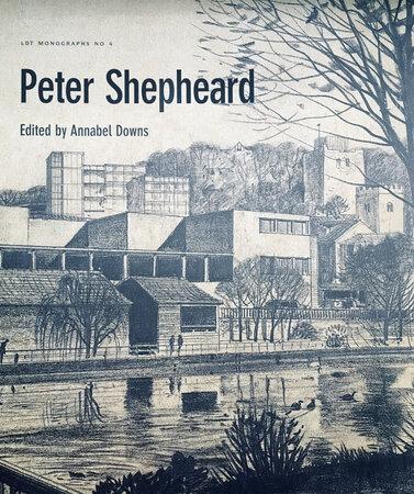 Peter Shepheard [1913-2002] by [SHEPHEARD] DOWNS Annabel, [Editor]